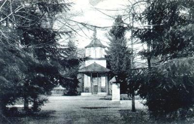 Călimănești - Schitul Ostrov