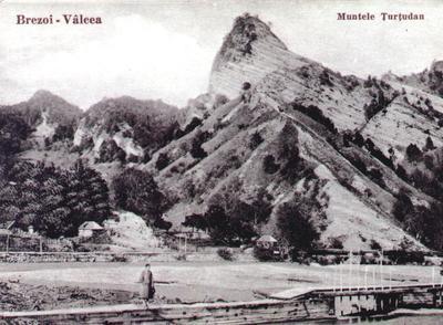 Vâlcea - Brezoi: Muntele Tuturdan