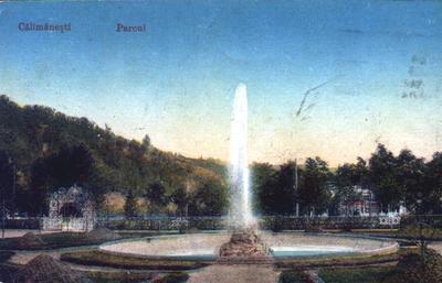 Parcul din Călimănești