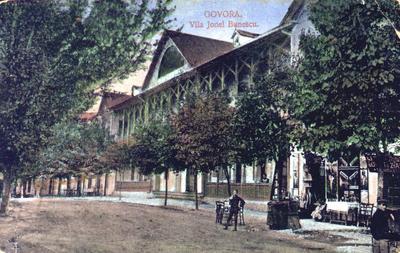 Govora - Vila Jonel Bunescu
