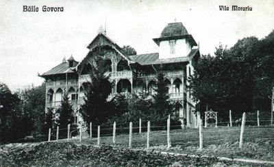 Govora - Vila Morariu