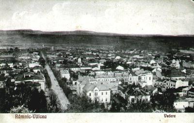 Râmnicu Vâlcea - Panoramă