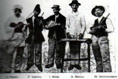 Actori vâlceni  în anul 1929
