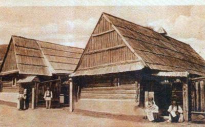 Case țărănești din Vâlcea