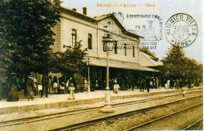 Gara din Rm. Vâlcea