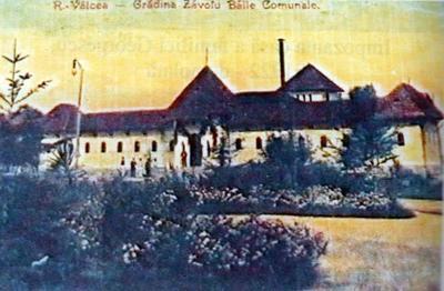 Băile comunale din Rm. Vâlcea
