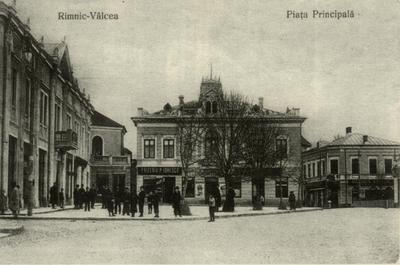 Rm. Vâlcea - Piața principală