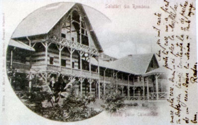 Vedere din Călimănești