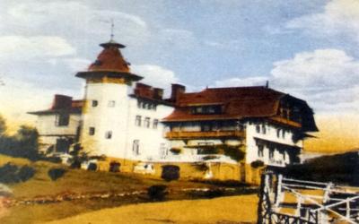Vila Cantacuzino-Băile Călimănești