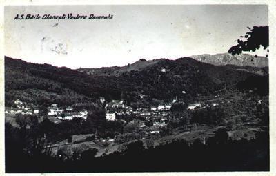 Băile Olănești - Vedere generală