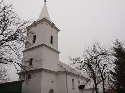 Biserica reformată din Bilghez