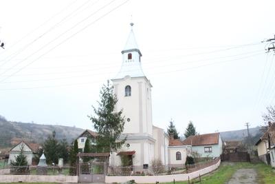Biserica reformată din Leșmir
