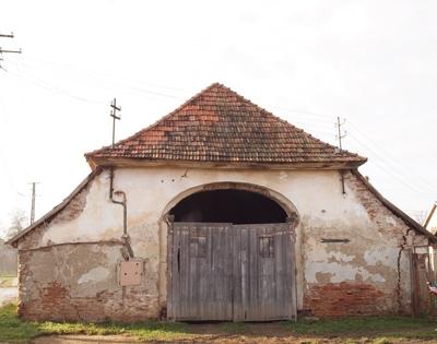 Hambar baroc din Nușfalău