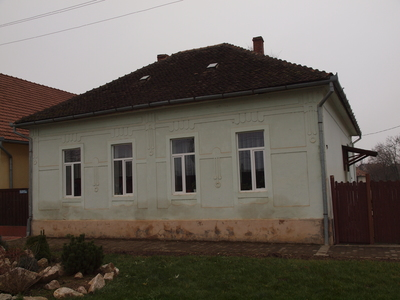 Casă din Nușfalău