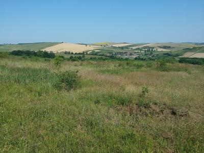 Landscape of Zăuan-Băi