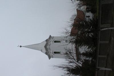 Biserica reformată din Bozieş