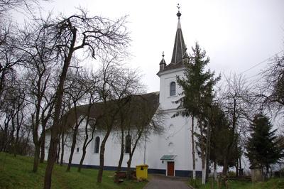 Biserica reformată din Zăuan