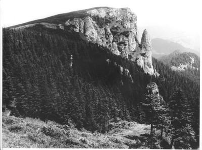 Ceahlău: Detunatele - Cetăţuia şi călugării