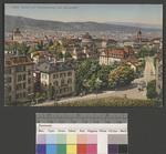 Zürich mit Polytechnikum und Universität