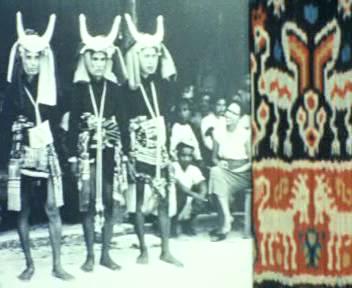 Fabrics from Sumba