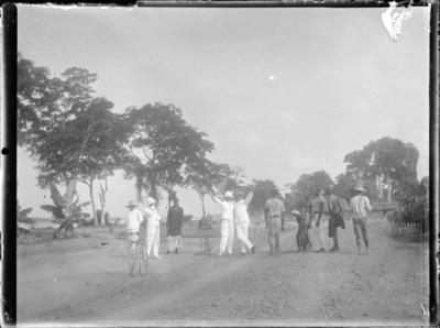 Coloniaux et indigènes , Afrique #0732