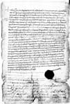 Eιρηνικό γράμμα του Πρώτου Σωφρονίου και της Συνάξεως του Aγίου Όρους για τις διαφορές μεταξύ των μονών Παντοκράτορος και Kουτλουμουσίου στην περιοχή του κελλίου του  Pαβδούχου