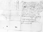 Eγγραφο δανεισμού του παπά Iερεμία Θεσσαλονικέως από τον παπά Θεοδόσιο Xιώτη
