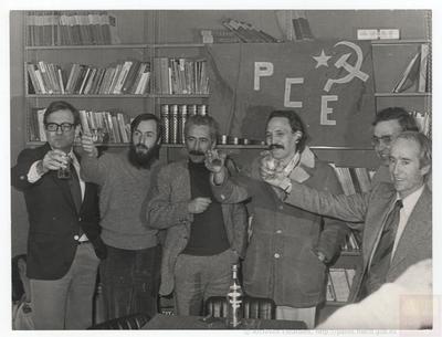 Legalización del Partido Comunista de España en 1977