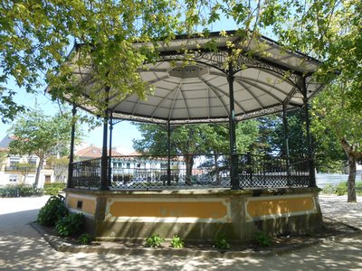 Coreto do Parque D. Pedro