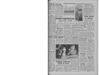 Gazeta Białostocka 1964, nr 26