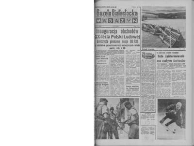 Gazeta Białostocka 1964, nr 27