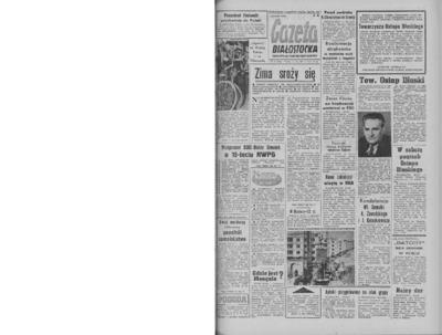 Gazeta Białostocka 1964, nr 38