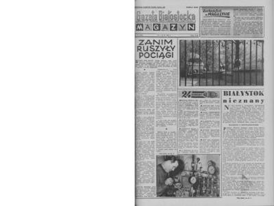 Gazeta Białostocka 1964, nr 39