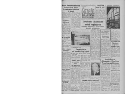 Gazeta Białostocka 1964, nr 41