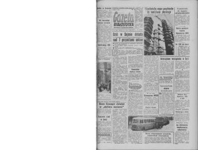 Gazeta Białostocka 1964, nr 47