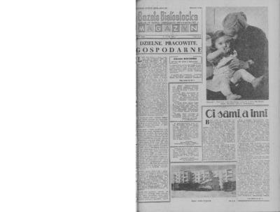 Gazeta Białostocka 1964, nr 57