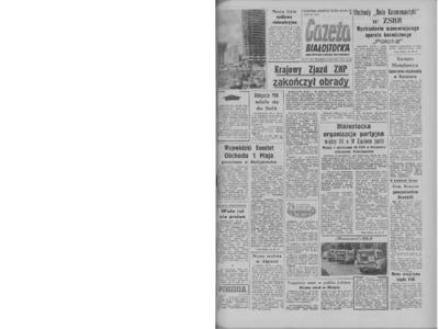 Gazeta Białostocka 1964, nr 87