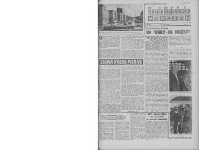 Gazeta Białostocka 1964, nr 98