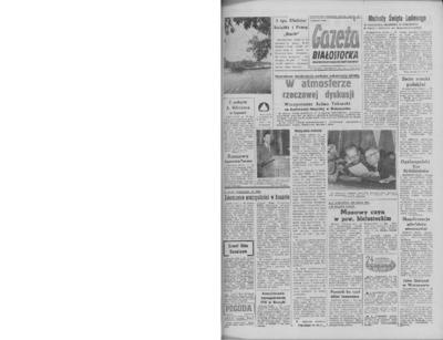 Gazeta Białostocka 1964, nr 116