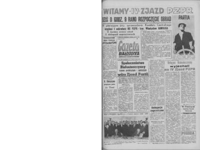 Gazeta Białostocka 1964, nr 141
