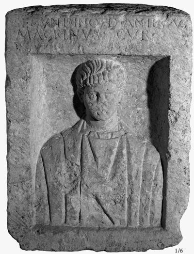 Épitaphe de Secundinus