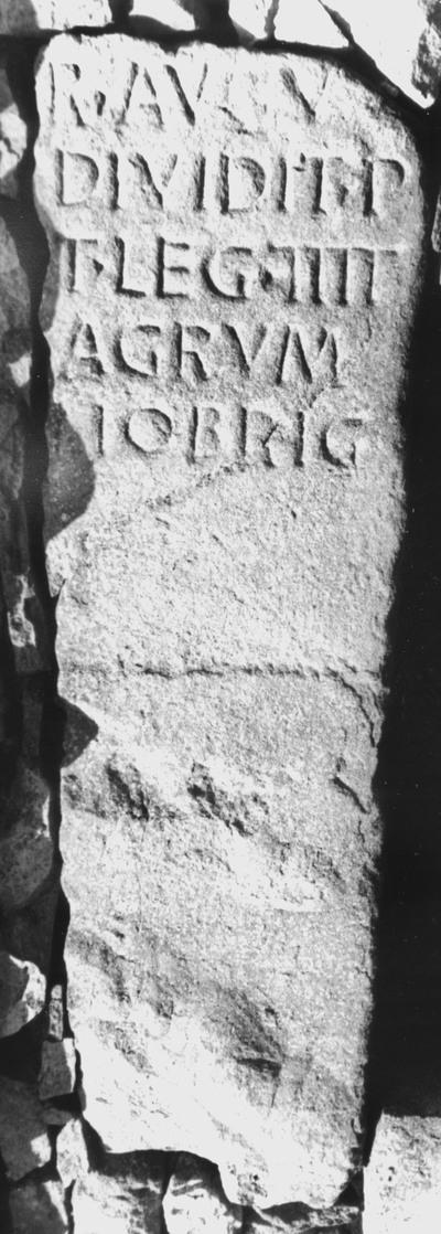 Término augustal de Rebolledo (1)
