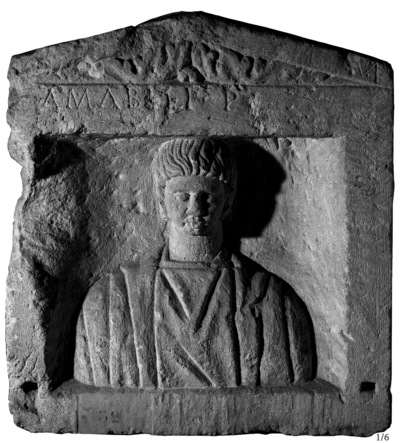 Épitaphe d'Amabilis, par son père