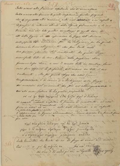 Αυτόγραφα Σολωμού - Ελεύθεροι Πολιορκημένοι, Σχεδίασμα Β, Αντίγραφο Ιάκωβου Πολυλά.