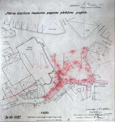 pilsētas plāns