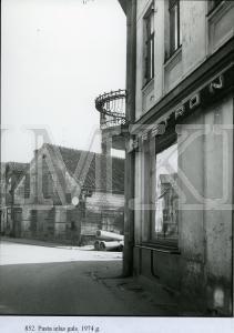 Fotogrāfija - Pasta iela