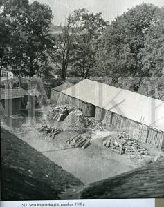 Fotogrāfija - Ordeņpils pagalms