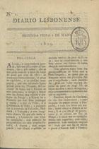 Diario lisbonense