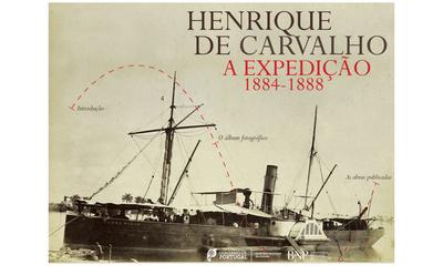 Henrique de Carvalho: a expedição, 1884-1888