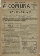 A comuna bi-semanário socialista